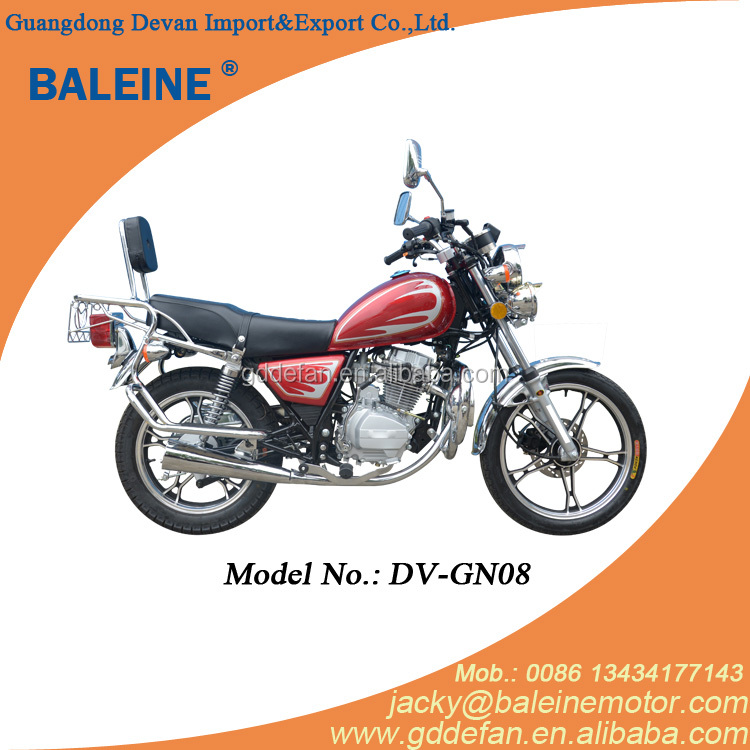 SANLG FEKON HAOJIN APSONIC ROYAL SANILI GN125 150 cc engine haojue MOTORCYCLE CHEAP MOTORCYCLE GN BALEINEMOTOR DV-GN08