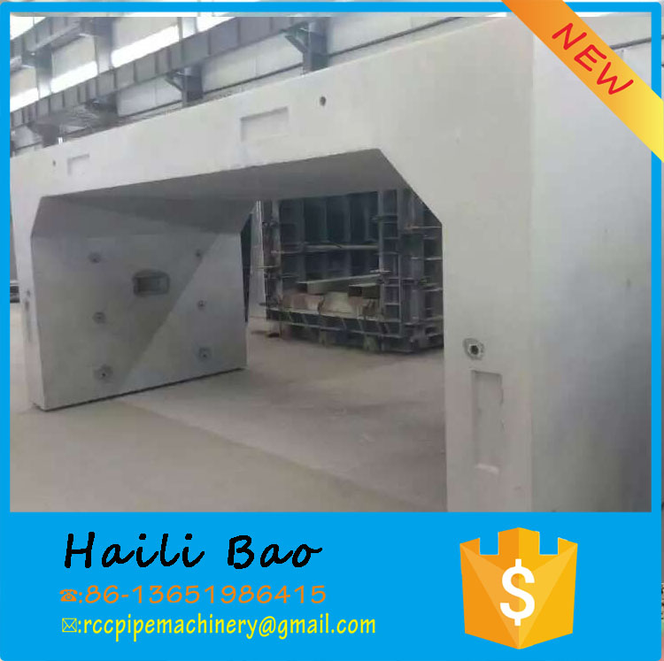 Provide different diameter precast concrete Box Culvert Design