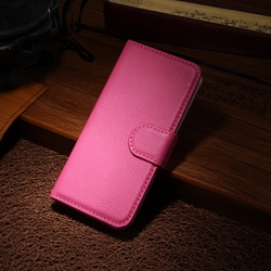 Cheap professional for iphone 5s wallet pu leather case