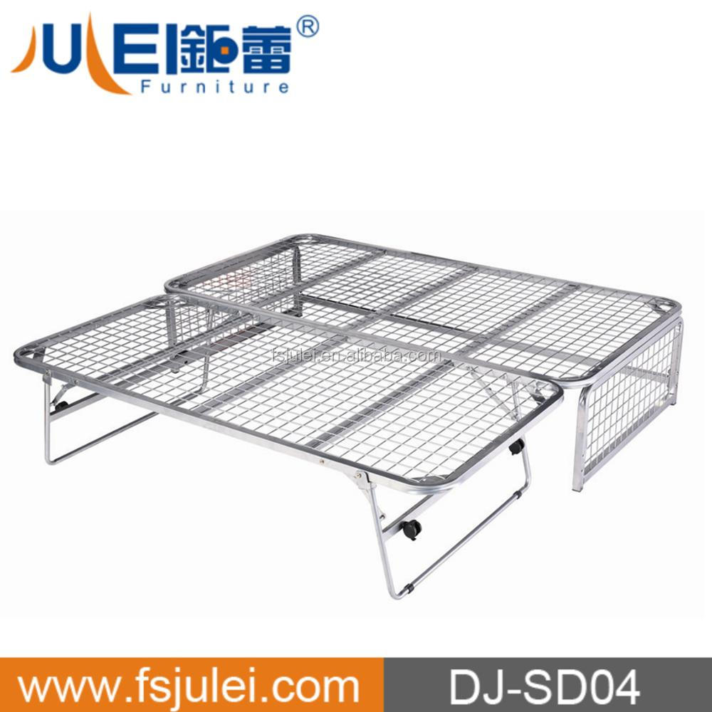 modern steel bed furniture mechanism DJ-SD04