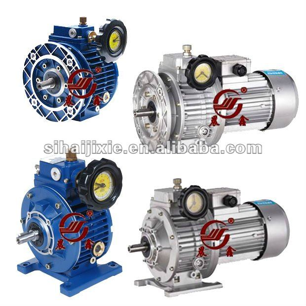 Power Transmission Planetary Stepless Speed Variators