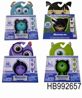Monsters University Figure Action Toy