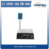 Safety reliable TS-815 30kg digital scale electronic platform scale 30kg 40kg 5g