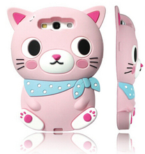 alibaba china supplier mobile phone accessory custom silicone cover case for samsung galaxy s3 i9300