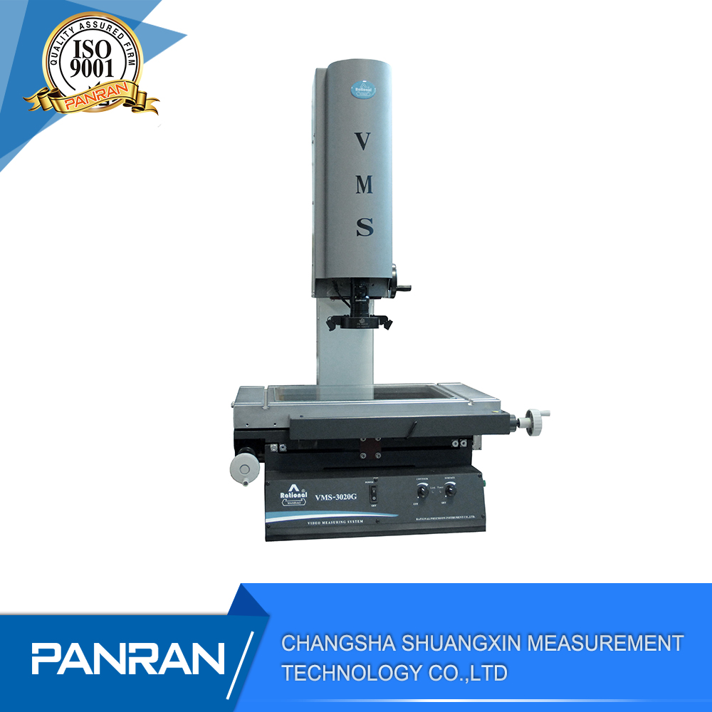 2d precision testing vision optical equipment measuring machine inspection system