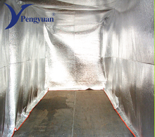 thermal insulation sea bulk container liner