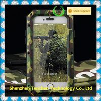 New Designer Camouflage Printed Shockproof Dirtproof Waterproof Cover Phone Case for iPhone 6/6S