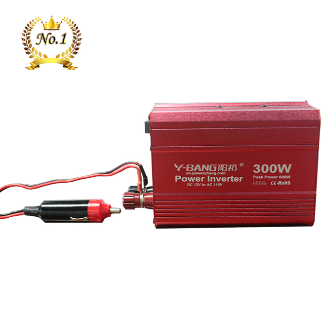 Wholesale Dropship 300W Power Inverter 12V <strong>DC</strong> to 110V AC Converter AC Adapter Power Supply USB Frequency Inverter