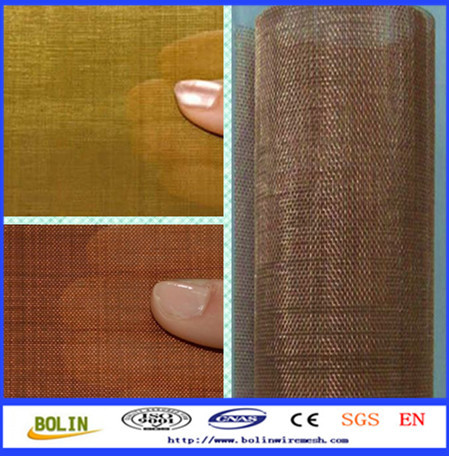 Supplier Copper Wire Mesh Belt / Radiator Cell Phone Radiation Shield Emf / Radiation Shield (free sample)