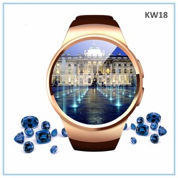 2018 Hot Selling Android IOS Smart Watch KW18