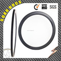 SoarRocs700c 50C clincher rim carbon 3k twill matte 20.5 mm wide basalt brake road custom bike rim