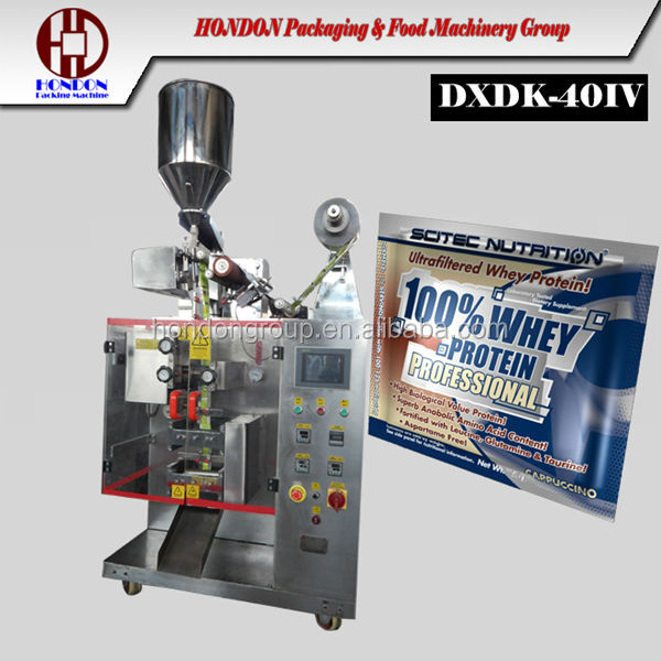 high speed granules packing machine