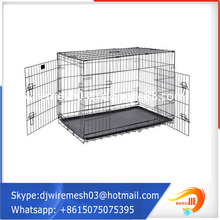 folding warehouse storage steel cage