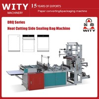 BOPP plastic bag cutting and sealing machine
