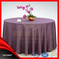 2015 high quality hot sale new design durable custom vinyl table covers roll
