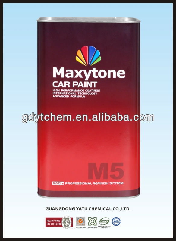 Auto Paint Extra Fast Clear Varnish