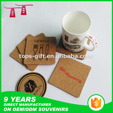 good quanlity eco-friendly cork coaster / cork pad /cork mat for decoration