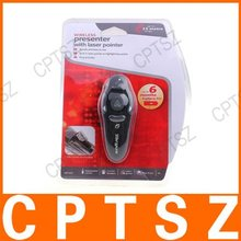 2.4 GHz Wireless Presenter with Red Laser Pointers Pen USB RF Remote Control PPT Powerpoint Presentation