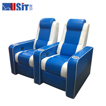 USIT UV-836B natuzzi recliner theater theatrical chair sofa parts,heater seat parts with cups plastic,used theater seats