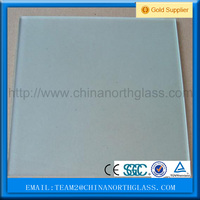 sand fusing float glass