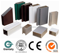 aluminium profiles for curtain wall/glass roof