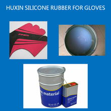 Printing Liquid Silicone Rubber For Hand Gloves TCS-1310H