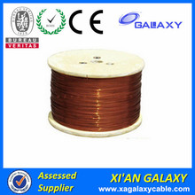 11 yeard Golden supplier in alibaba square enameled rectangular copper wire for electric motor