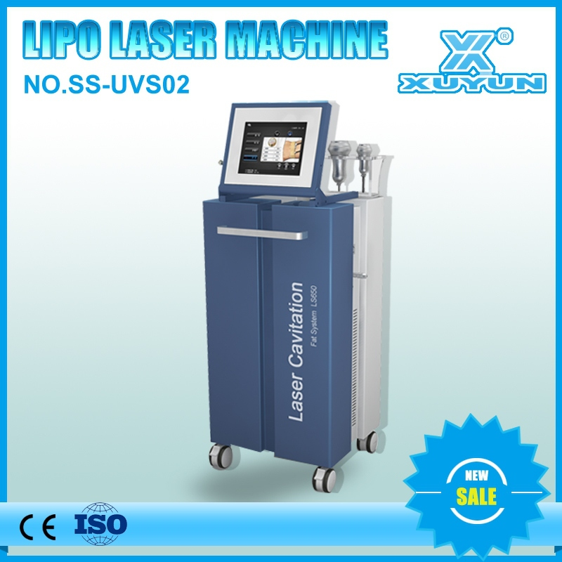 easy construction cold laser slimming equipment