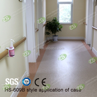 construction projects PVC handrail protect wall