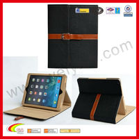 For apple ipad 4,standby case for iPad 4th generation,belt case for ipad 4 tablet