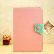 hot selling leather case for ipad mini, for ipad mini book style leather case