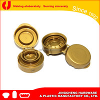 27mm plastic dispensing screw cap / flip top cap / flip on cap