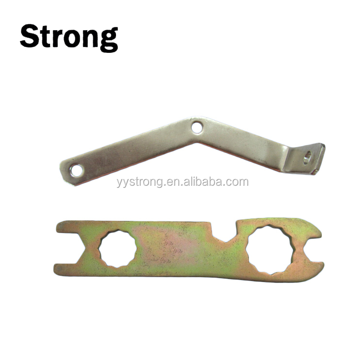 china high percision metal stamping part in strong company