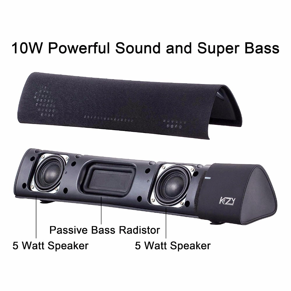 2017 New Arrival Portable Sound System Speaker Bar Box