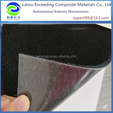water/oil absorbing needle punched polyester felt
