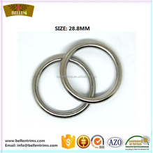 High quality strap zinc alloy o rings