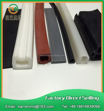 Modern design home use silicone door bottom seal weather strip