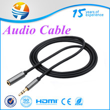low noise microphone audio cable