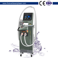 Stationary high energy intense hair removal skin rejuvenation multifunction laser ipl beauty machine