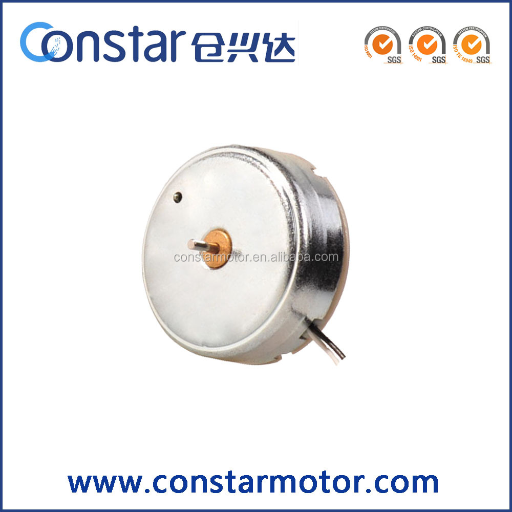 20mm 3V 16000rpm DC Flat Electric Motor For Toys And More