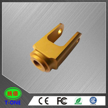 High quality stainless steel CNC parts brass die casting