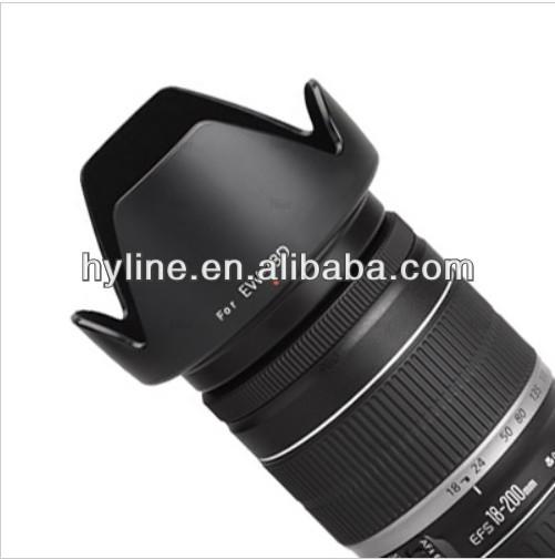 72mm EW-78D Lens Hood for Canon 7D 5DII 50D 60D T3i T2i T1i T3 EF 18 / 28-200mm