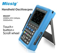 Micsig handheld oscilloscope MS420IT 200MHz ONLY for Distributor MOQ:3pcs