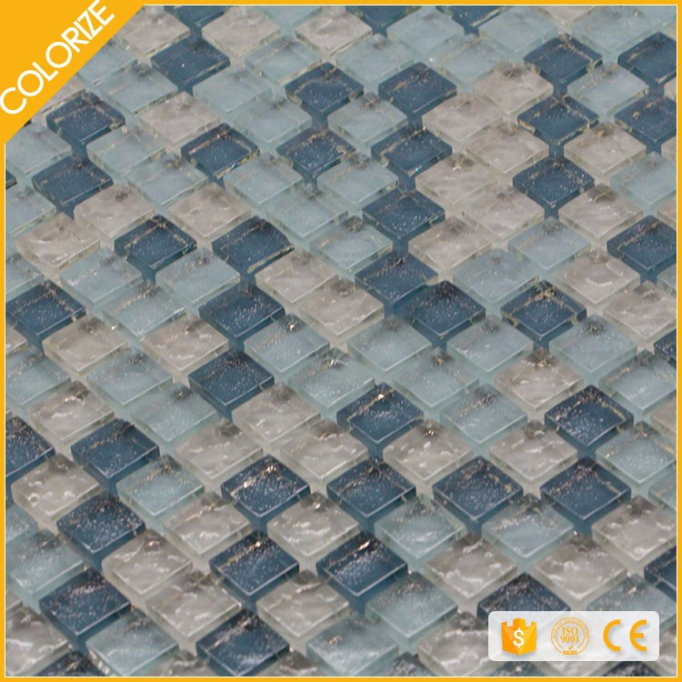Hot Sale New Design glass adhesive tiles