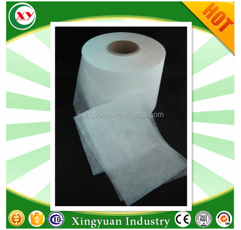 Raw materials Hydrophilic non woven fabric for disposable diaper