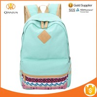 2015 wholesale laptop custom school backpack
