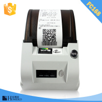 FC168 Food delivery ticket printer WiFi Network portable thermal printer