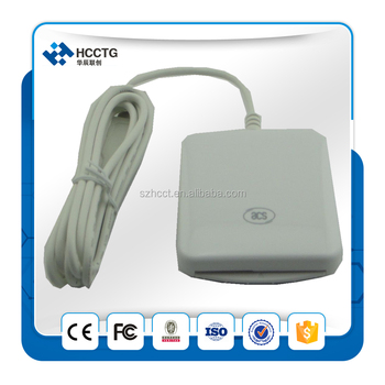 Contact IC Chip Card Reader/Writer ACR38U