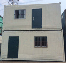 Insulation and water&fireproof modular homes by alibaba China