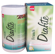 Franch Diafite. Dietary and Energy Food Supplement